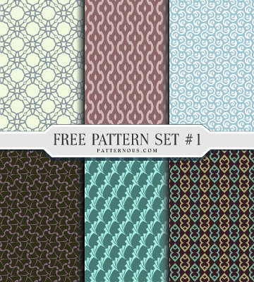 Free Pattern Set - Patternous.com