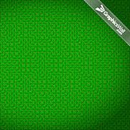 Free Green Vector Texture