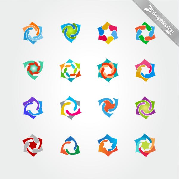 Free Logo Vector Symbols Set 07