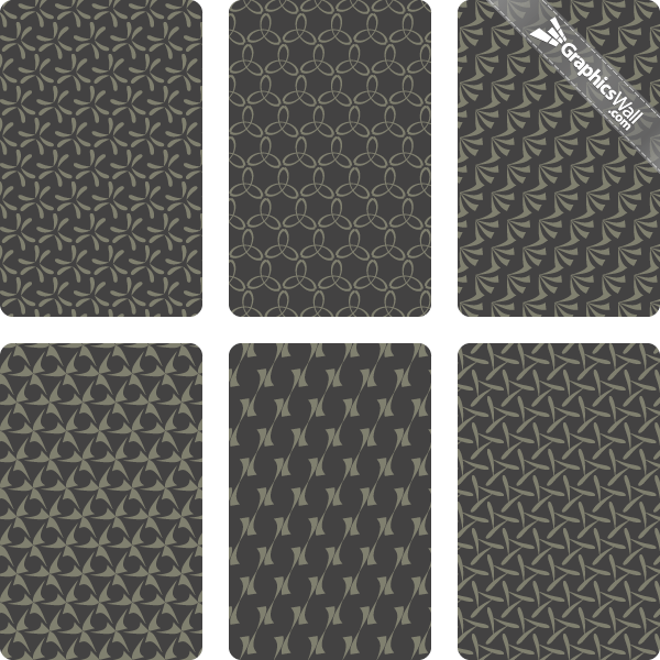 Vector Pattern Set 02
